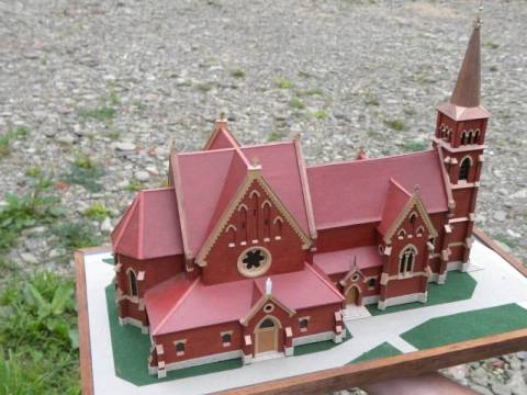 Kościół w Stróżach