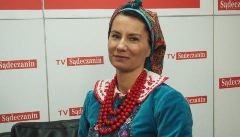 Małgorzata Kmiecik. W folklorze znalazła pasję swojego życia i zgubiła serce
