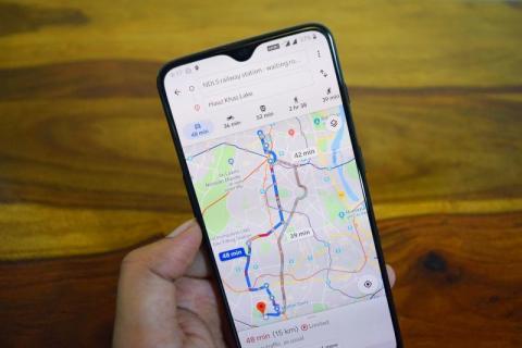 Mapy Google mogą wykończyć Yanosika