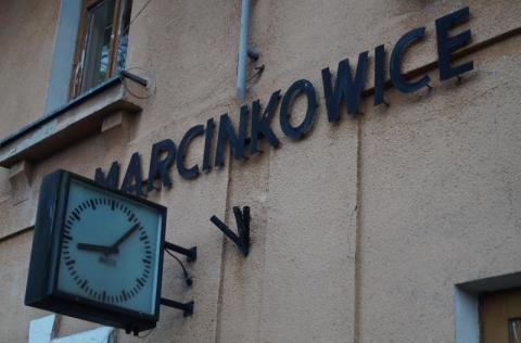 dworzec Marcinkowice