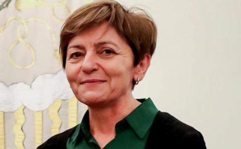 Maria Kogut. Kandydatka do tytułu Sądeczanin Roku 2019