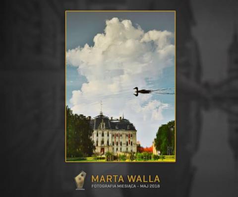Marta Walla wygrała majowy konkurs Sądeckiej Grupy Fotograficznej