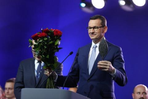 Mateusz Morawiecki Człowiekiem Roku 2018