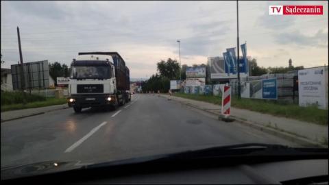 Węgierska: powstaje tu specjalna trasa dla rowerzystów [FILM]