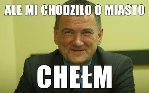 Jak internauci śmieją się z miejskiej kariery Chełmca? Zobacz memy