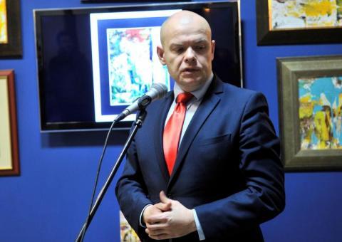 Tomasz Michałowski, nowy prezes Sandecji