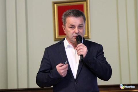 Mrosław Trzupek, dyrektor Wydziału Architektury i Budownictwa