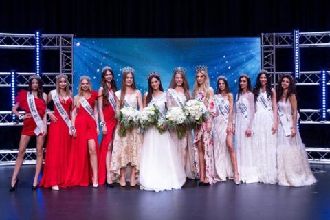 Gala finałowa konkursu Miss Małopolski 2021. Sądeczanki odniosły wielki sukces