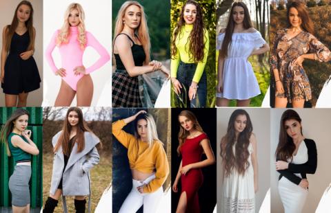 Piękne półfinalistki Miss Nastolatek Małopolski 2020. Która z nich zwycięży?