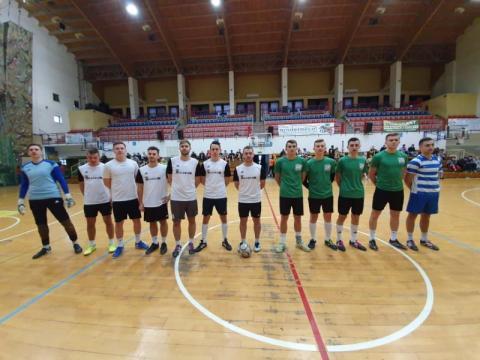 Mistrzostwa Nowego Sącza w piłce nożnej halowej