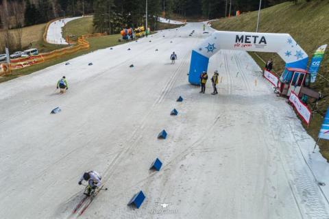 Znamy już pierwszych paranarciarskich medalistów Mistrzostw Polski