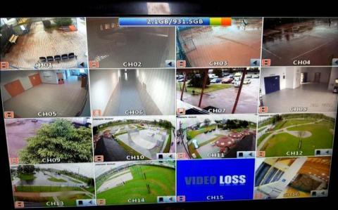 Monitoring na MOSiR w Nowym Sączu