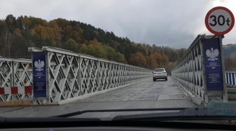 Nie będzie obiecanych pieniędzy na nowy most na Kamienicy. Sytuacja jest patowa