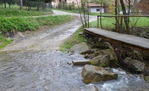 Stary Sącz: Przysietnica doczeka się w końcu mostu a Gaboń cywilizowanej drogi!