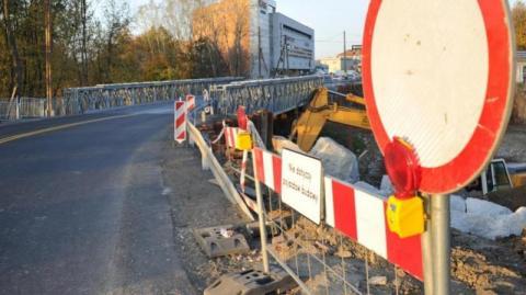 Gdzie za dwanaście milionów chcą przerobić stary most na nowy