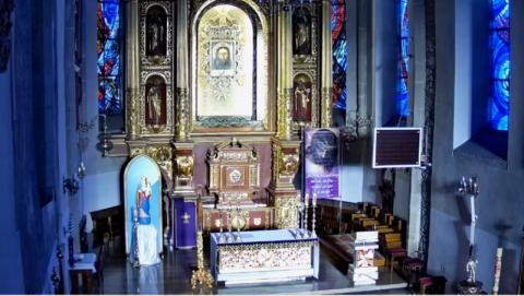 Transmisja mszy św. z Bazyliki św. Małgorzaty w Nowym Sączu [NA ŻYWO]