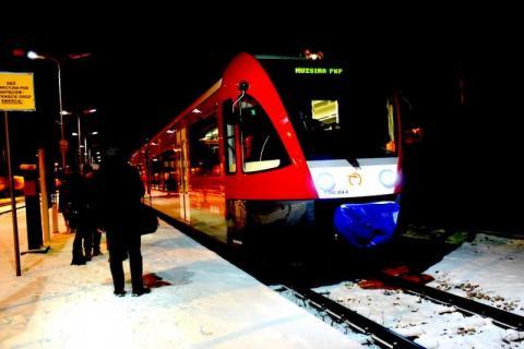 czytaj też: Tysiące podróżnych skorzystało z letniej oferty kolei na trasie Muszyna-Poprad