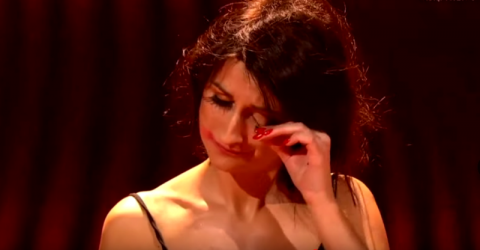 Dlaczego ona to zrobiła! Natalia zerwała z siebie suknię w The Voice of Poland
