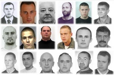 Najgroźniejsi przestępcy z Małopolski, których szuka policja [ZDJĘCIA]