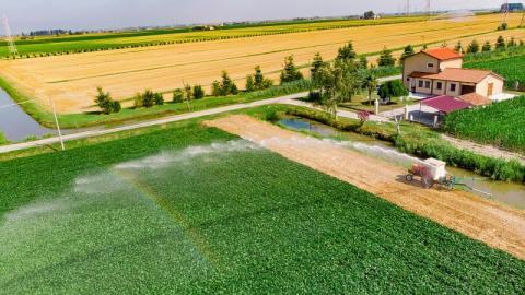 Nadchodzi susza. Jak dostać 100 tys. zł dotacji na nawadnianie gospodarstw?