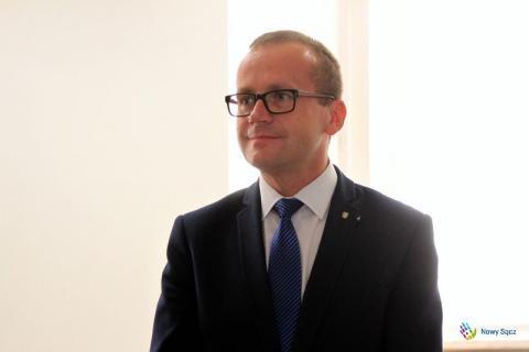 Sądecki Urząd Pracy ma nowego dyrektora