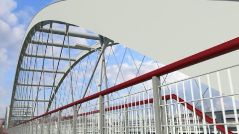 Jest pozwolenie na budowę mostu heleńskiego!