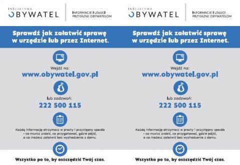 OBYWATEL, serwis MSW