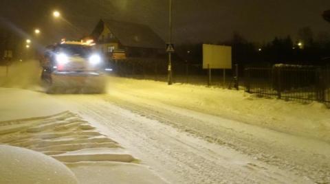 Rytro: zobacz do kogo dzwonić jak śnieg odetnie dojazd