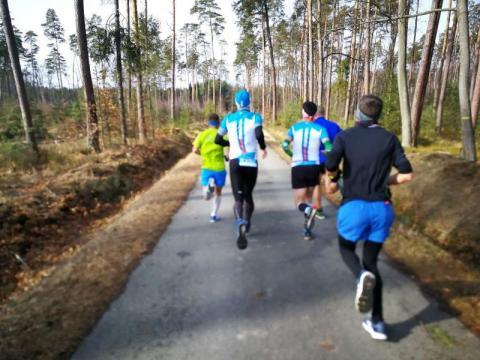 Oleszyce podbite przez sądeckich biegaczy!