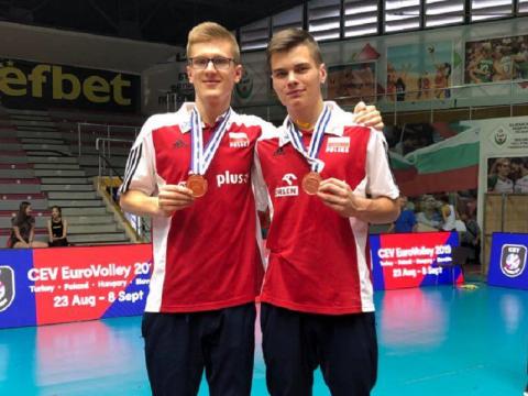 Siatkarz kadry Polski i Dunajca Nowy Sącz Jakub Olszewski opowiada o sukcesach