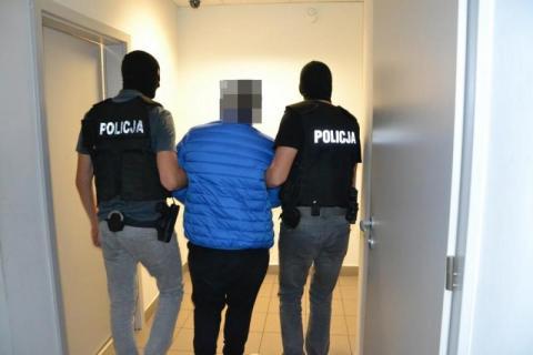 Seryjny złodziej w rękach policji. Grozi mu nawet 7 lat więzienia