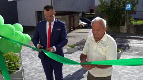 Otwarcie zmodernizowanej placówki Banku Spółdzielczego w Piwnicznej-Zdroju