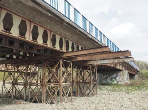 Czy zamkną zrujnowany most na Kamienicy? To będzie komunikacyjna katastrofa!