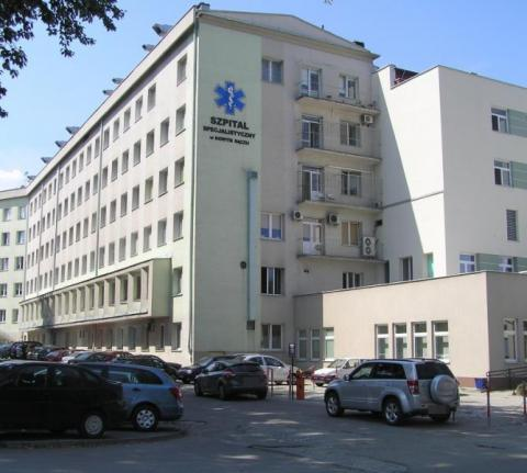 odwiedziny ograniczone w sądeckim szpitalu