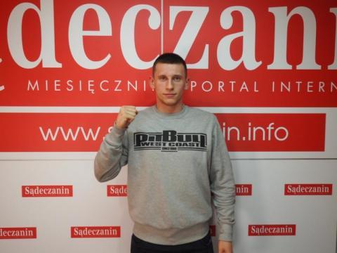 Robert Ruchała finalistą plebiscytu na Najpopularniejszego Sportowca Sądecczyzny