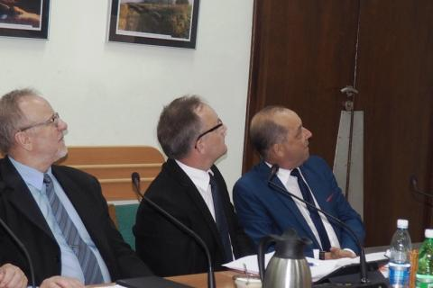 sesja Rady Powiatu Nowosądeckiego