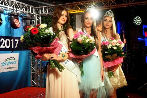 Piękne sądeczanki w półfinale konkursu Miss Polski 2017
