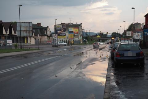 Burza, deszcz i grad. Znowu działa klątwa długiego weekendu?