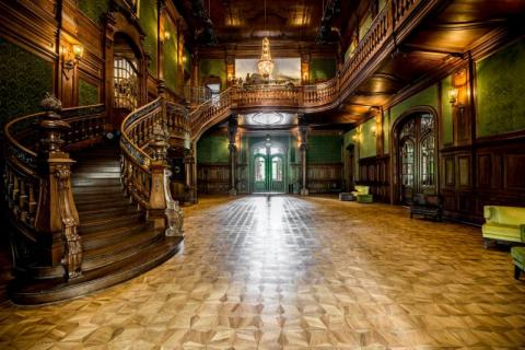 Pałac Goetzów, idealne miejsce na sylwestra!