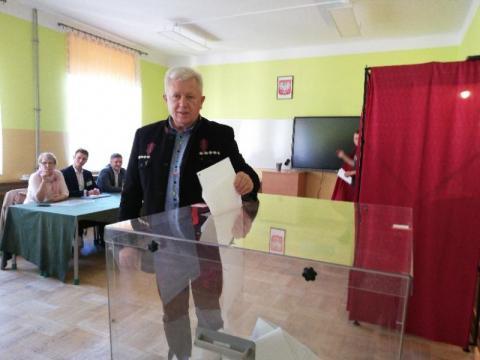 Stanisław Pasoń z PSL: o wynikach wyborów się nie dyskutuje