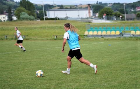 Paulina Tomasiak zagra w meczu z Hiszpanią. Transmisja dziś o 19 na TVP Sport