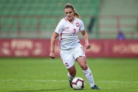 Paulina Tomasiak powołana do kadry! Zagra w eliminacjach Mistrzostw Europy