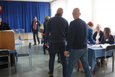 Eurowybory w gorlickich gminach.