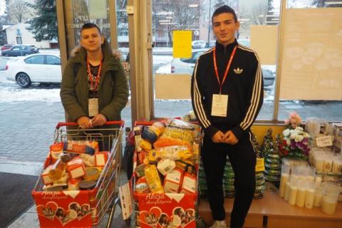 Rekordowa liczba wolontariuszy wzięła udział w akcji Serce-Sercu
