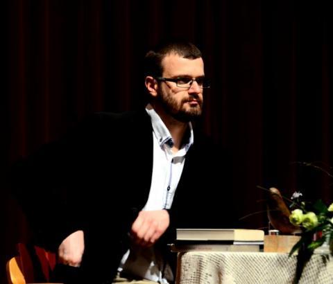 Poeci Sądecczyzny: Przemysław Dakowicz