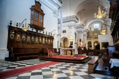 Świętokrzyskie Kazania Wielkopostne, fot. parafia św. Krzyża w Warszawie