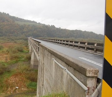 Nowy most w Kurowie będzie miał tylko dwa pasy!? Przetarg na budowę w 2018