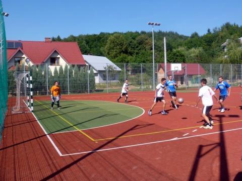 Chełmiec: przetarg na kompleks sportowy w Librantowej