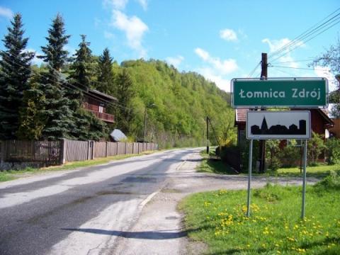 """Łomnica doczeka się remontu chodnika przy """"powiatówce"""""""