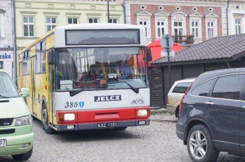 Chełmiec chce autobusów z sądeckiego MPK, ale...